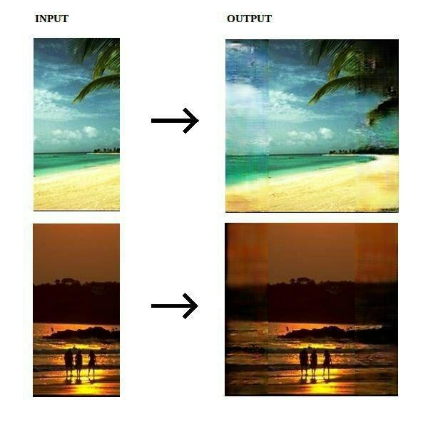 هوش مصنوعی - گسترش تصویر - کادوس