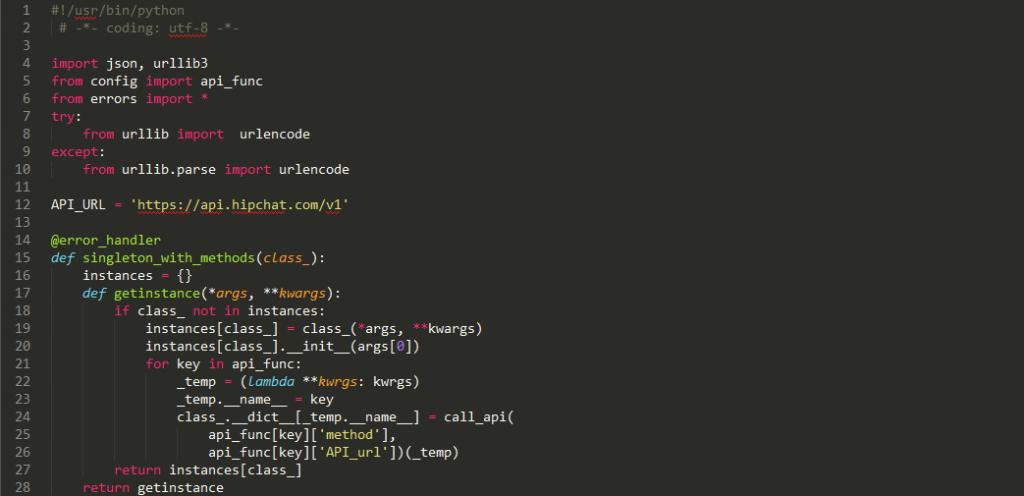 کدهای پایتون