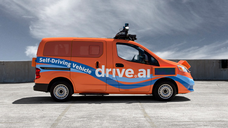 خودرو DRIVE.AI