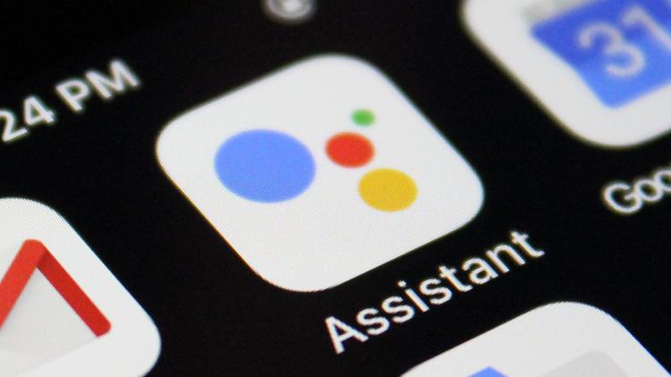 پیدا کردن گوشی با Google Assistant
