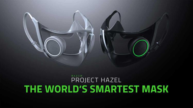 ماسک صورت هوشمند کرونا ویروس