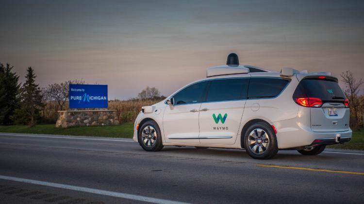 هوش مصنوعی در صنعت خودرو WAYMO