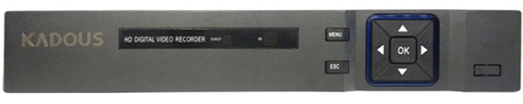 دی وی آر مدل DRK265CH16-1080P-85