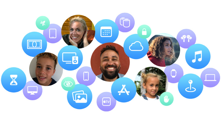 Apple-Family-Sharing