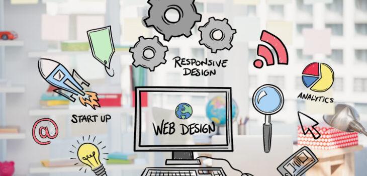 فناوری های طراحی وب سایت