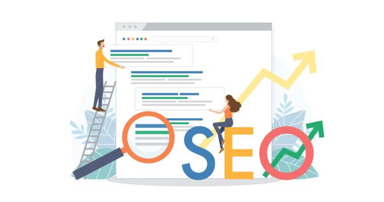 اهمیت طراحی سایت در رتبه گوگل