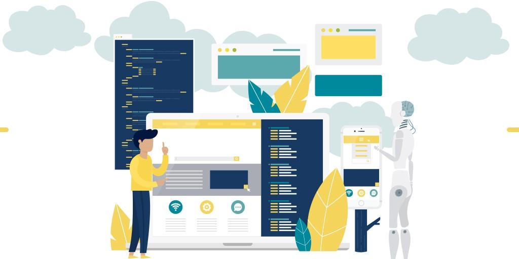 نقش هوش مصنوعی در طراحی سایت